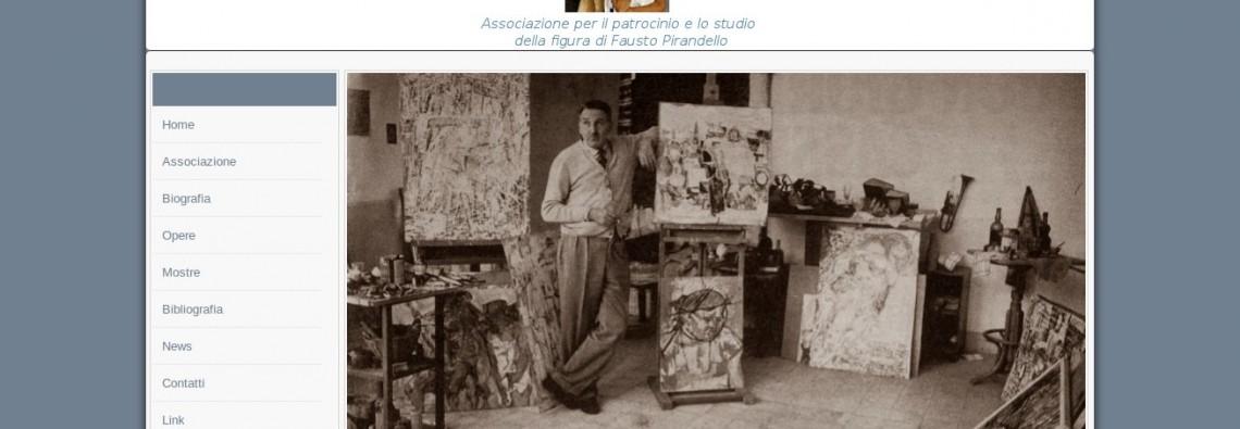 sito_associazione_fausto_pirandello